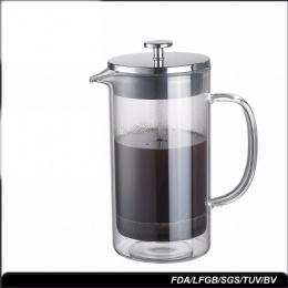 french coffee maker 350ml Stainless Steel Plunger Travel French Press Coffee Maker