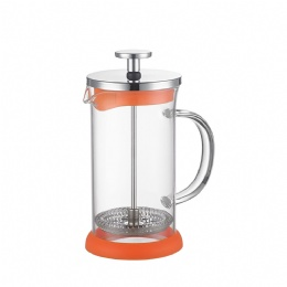 mini french press prefect Plastic Cafetiere Coffee French Press With Stand