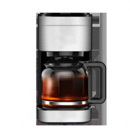 best automatic espresso machine 1.5L 5 cup glass drip coffee makers