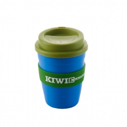 travel coffee mugs eco friendly silicone reusable coffee cup plastic take away coffee mug with lid