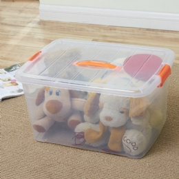 stackable storage bins Reusable Food Grade Plastic Food Storage Container for shoes