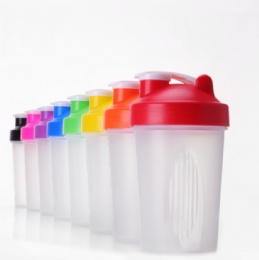 smart bottle small reusable plastic shake bottle cups with lids