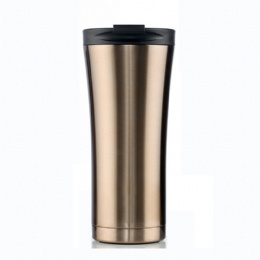 double wall tumbler portable vacuum thermal insulated stainless steel coffee thermos travel mug